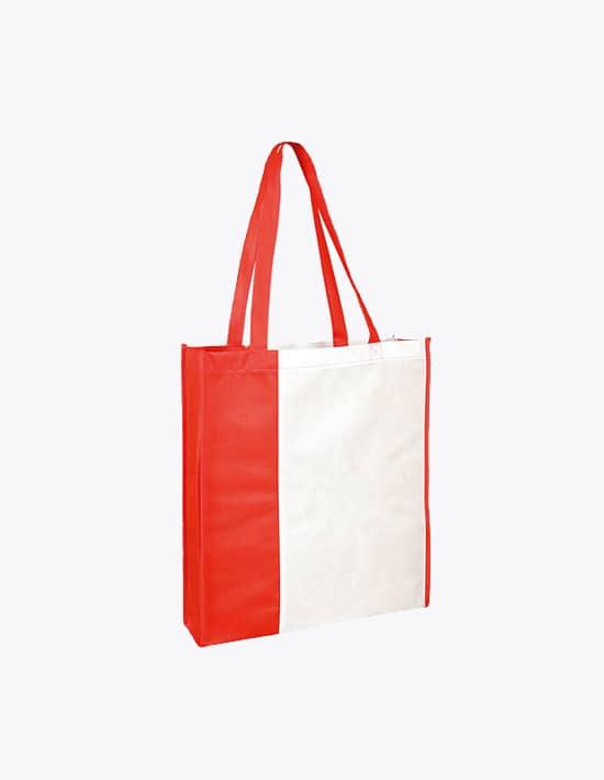 PP-Tasche City Bag 3 lange Henkel 38 x 42 x 7 cm