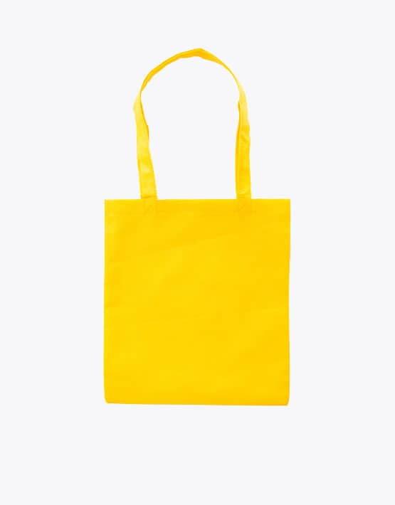 PP-Tasche mit langen Henkel