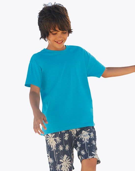 T-Shirts bedrucken Valueweight T Kids