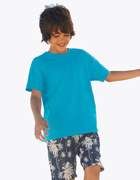 T-Shirts bedrucken Valueweight T Kids