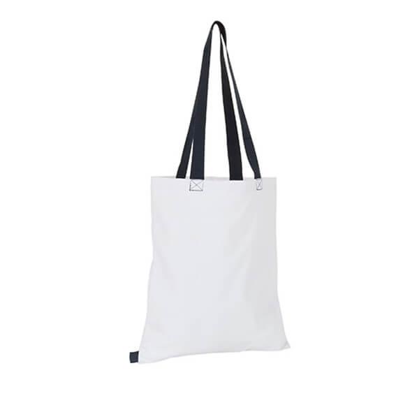 Hamilton Shopping Bag LB01683 White French Navy