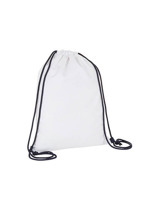 District Backpack White French Navy 978508