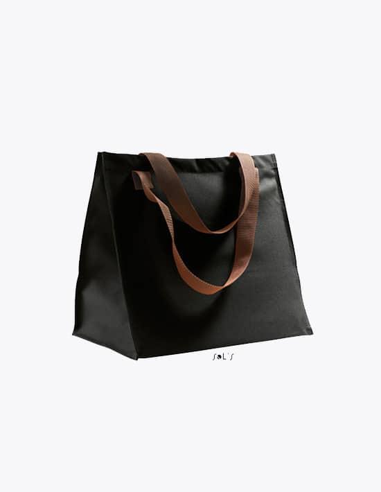Shopping Bag Marbella Black