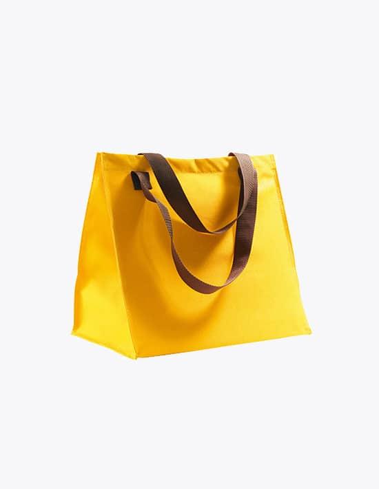 Shopping Bag Marbella Gold