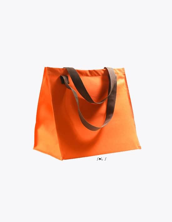 Shopping Bag Marbella Orange