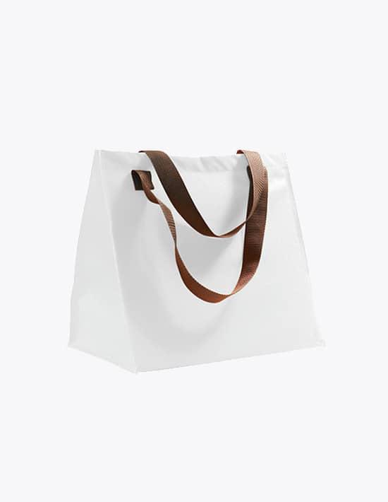 Shopping Bag Marbella White
