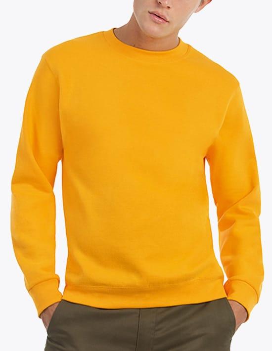 Sweatshirt für Männer in 20 Farben