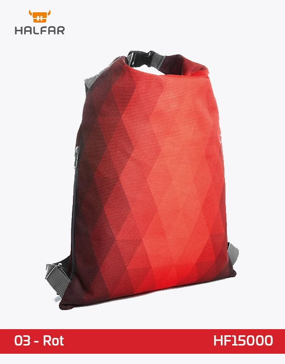 Backpack Diamond Rot Rucksack 35x50cm