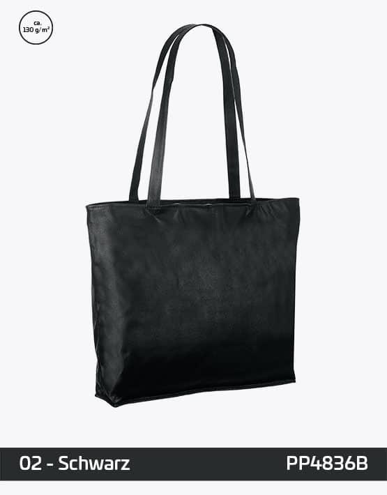 PP Tasche schwarz City-Bag 2 48 x 36 x 10 cm