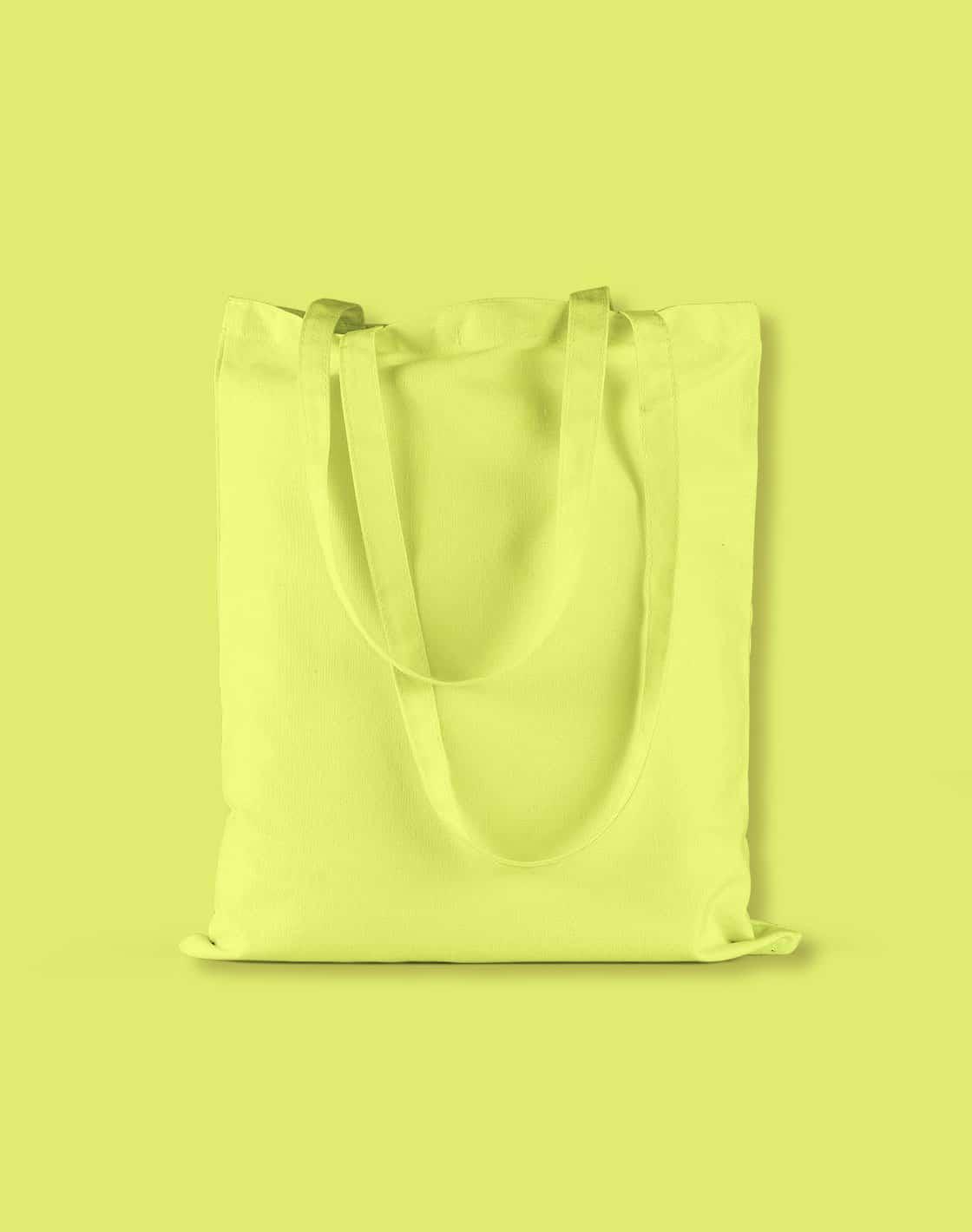 baumwolltaschen bunt lemon lange henkel 38x42cm