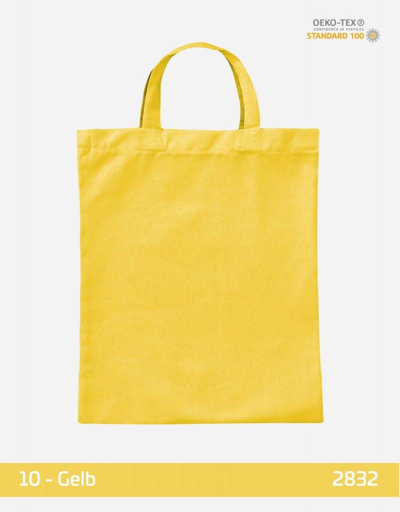 mittelgrosse apothekertasche gelb 28 x 32 cm