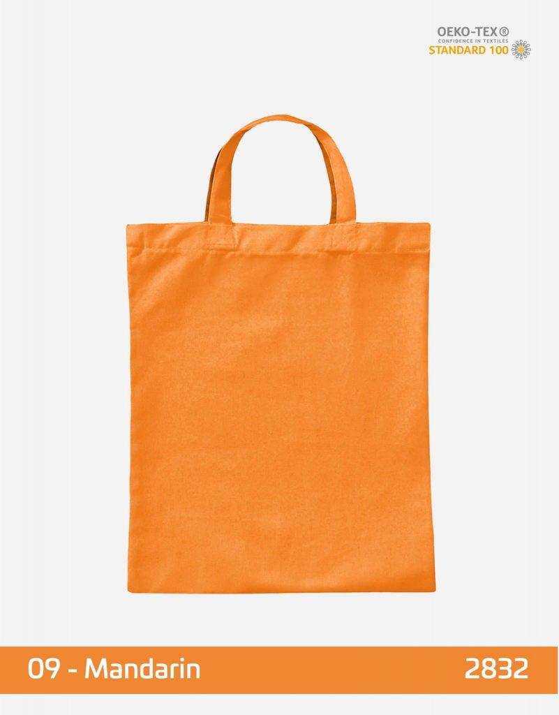 mittelgrosse apothekertasche mandarin 28 x 32 cm