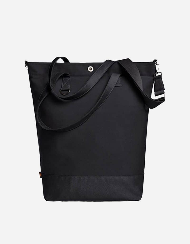 shopper life mit langen tragegriffen 44 x 45 x 16 cm black black